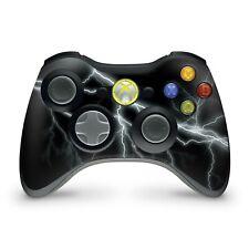 Xbox 360 Controller Aufkleber Skin Schutzfolie Sticker Skins Apocalypse Black
