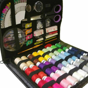 100pcs Portable Sewing Kit Professional & Complete Sewing Tools Kit Perfect Gift