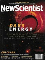 New Scientist Magazine Dark Energy Psychiatry Divided Non-Lethal Pain Rays 2013