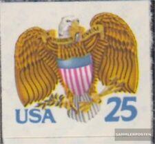 USA 2059 (kompl.Ausg.) postfrisch 1989 Wappenadler