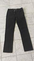CECIL Damen Jeans CHARLIZE - Größe 28/34 W/L - SCHWARZ - funky style