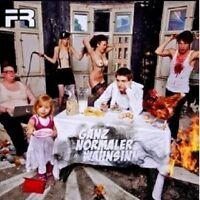 """F.R.  """"GANZ NORMALER WAHNSINN"""" CD NEU"""