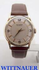 Vintage 10k Goldfilled WITTNAUER Mens Automatic Watch Cal 11ARK c.1960s SERVICED