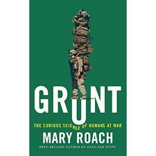 Grunt: The Curious Science of Humans at War (2017) AUDIO BOOK NEW