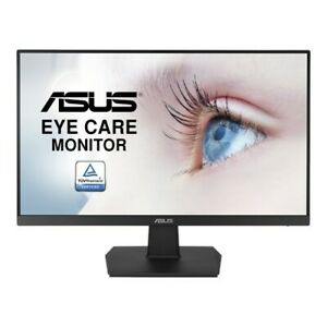 Asus VA24EHE 23.8  FHD 75Hz Gaming LCD Monitor Black - 1920 x 1080 FHD display @