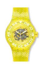 Swatch Analog Plastic Strap Wristwatches