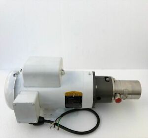 DANFOSS 180B3037 APP 0.8 SEAWATER/ SALT WATER PUMP WITH ITS BALDOR MOTOR