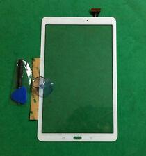 Verre à écran tactile Digitizer Pour Samsung Galaxy Tab E SM-T560 T560 blanc