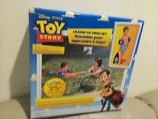 New Disney TOY STORY Learn to Swim 5 piece Set Fin Size 11-2.5 --Ages 2-6