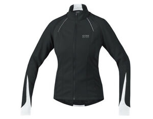 GORE Bike Wear Women's Phantom 2.0 SO Women's Jacket & Vest in one Black XXL