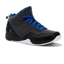 AND1 US Shoe Size 9 Mens Capital Black Athletic Comfortable Sneakers Basketball