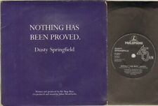 "DUSTY SPRINGFIELD Nothing Has Been Proved 7"" VINYL"