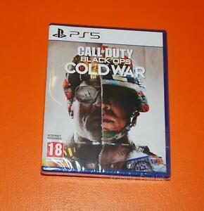 Call of Duty Black Ops Cold War PS5 New and Sealed