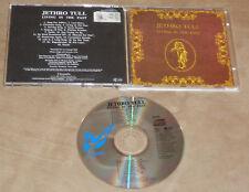 JETHRO TULL Living in the Past CD 1972/1987 Chrysalis Early Pressing Benefit RAR