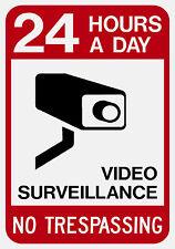 12x18 VIDEO SURVEILLANCE 24 HOUR A DAY