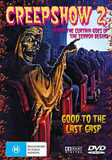 Horror Creepshow M Rated DVDs & Blu-ray Discs