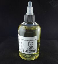Large 4oz BLACKSMITH Beard Oil, Tobacco Caramel Beard Conditioner Natural Men