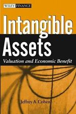 Intangible Assets: Valuation and Economic Benefit Book