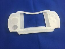 Clear Silicon Silicone Soft Case Skin Cover Pouch Sleeve for PSP 2000 PSP 2001