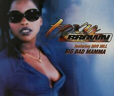 Foxy Brown Big Bad Mamma (2 versions, 1997, feat. Dru Hill; plus EPMD [Maxi-CD]