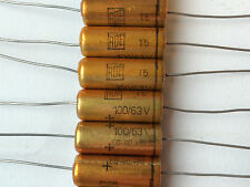 Capacitors Vintage Electronics At Electronic Gizmos
