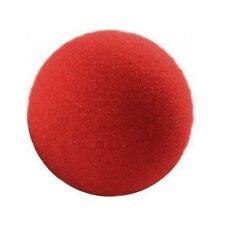 NASO CLOWN IN SPUGNA ROSSO red foam sponge clown's nose