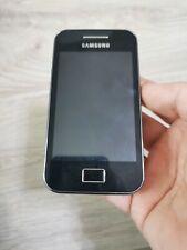 Samsung Galaxy Ace GT-S5839I - Onyx Black (Unlocked) Smartphone