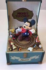 Disney Mickey's Toy Chest Schmid Music Box
