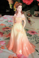 "COALPORT Figurine   "" Lisa ""   20cm or 8""  High    Boxed    Excellent Condition."