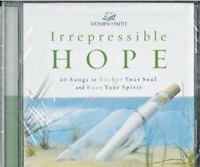 Irrepressible Hope - Women of Faith (CD, New, Integrity Music)