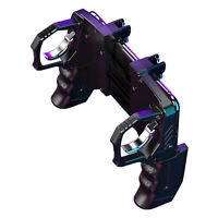 Game Handle Mobile Phone Gaming Gamepad Joystick Fast Shooting Button Controller