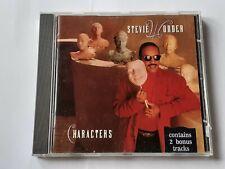 cd stevie wonder: characters