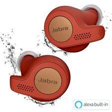 Jabra Elite Active 65t Alexa Wireless Auricolari BT5.0 microfono IL RAME ROSSO DEL GIAPPONE