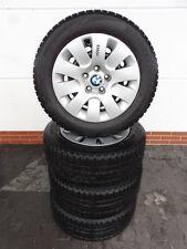 BMW 5er E60/E61 Winterkompletträder Bridgestone 225/55 R16 99H (13457)