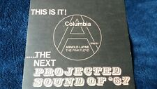 "Pink Floyd Arnold Layne reissue promo 7""  single  offical from The Early Years"