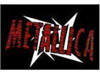 METALLICA ninja logo 2004 - WOVEN SEW ON PATCH official - no longer made
