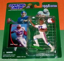 1998 EDDIE GEORGE Houston Oilers NM+ Tennessee Titans -FREE s/h- Starting Lineup