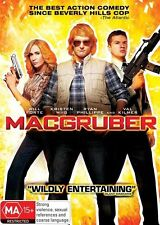 MacGruber NEW R4 DVD