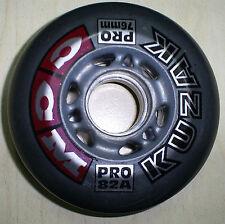 Retro 90's CCM Kuzak roller hockey inline skate wheel 76MM/82A
