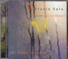 FLAVIO SALA - mi alma llanera CD