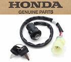 New Genuine Honda Ignition Key Switch 1995-2003 TRX400 FW Foreman OEM Lock #C81