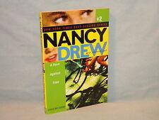 Nancy Drew Girl Detective #2 A Race Against Time pb Mystery Carolyn Keene
