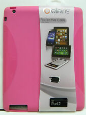 Cellairis Apple iPad 2 Tablet Flexible Protective Case Hot Pink NEW Free Ship