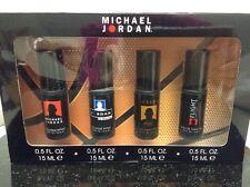 Michael Jordan 4 Piece Set NIB