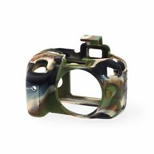 easyCover Silicone Skin Camera Cover Protector for Nikon D3300,D3400 Camouflage