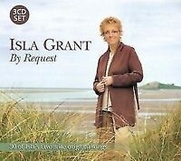 ISLA GRANT (3 CD) BY REQUEST ~ IRISH ~ IRELAND *NEW*