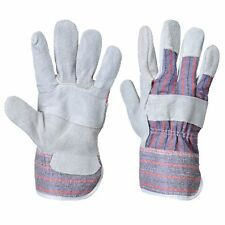 PortWest Unisex Canadian Rigger Glove Grey XL Size A210