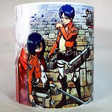 Shingeki no Kyojin - Coffee Mug - Attack on Titan - Anime - Manga - Mikasa