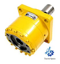 """Planetary Post Hole Digger Gearbox Ratio 3.6:1 Inp. 1 1/4""""x14 Spline Outp. 65mm"""