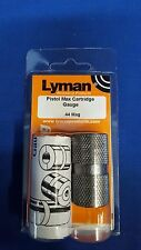 LYMAN Pistol Max Cartridge Gauge .44 Mag - NEW